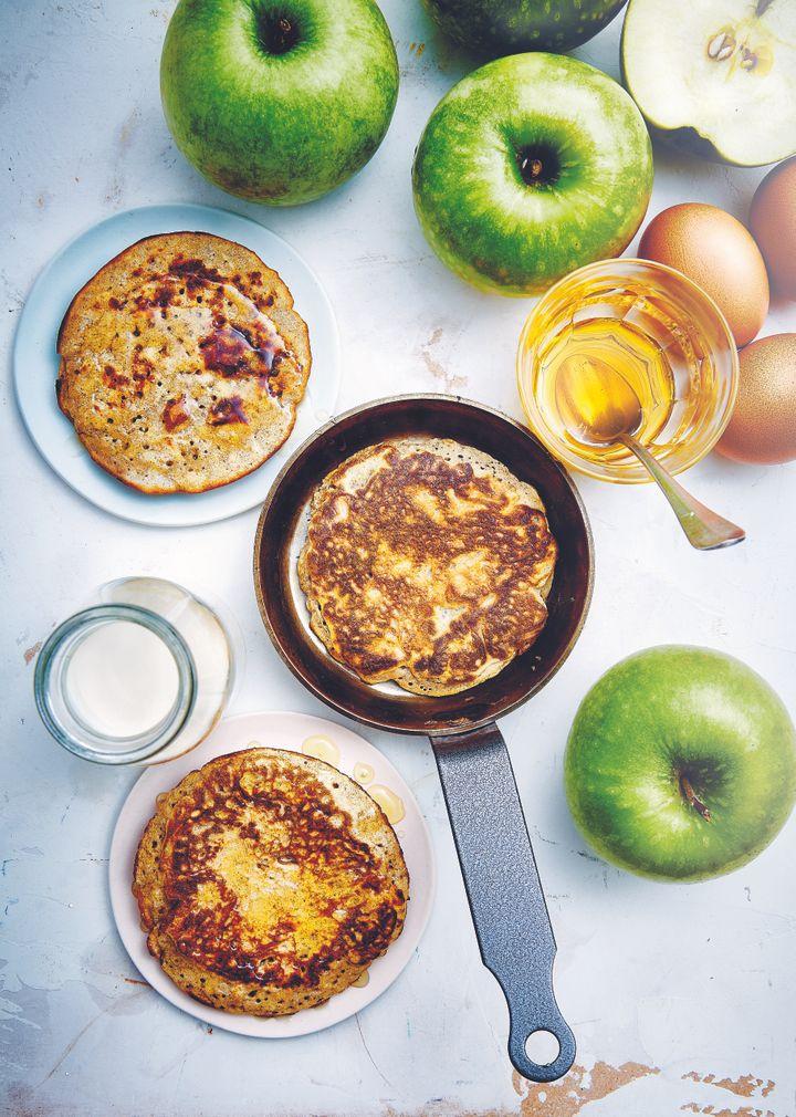Les pommes, un fruit de saison parfait au petit-déjeuner