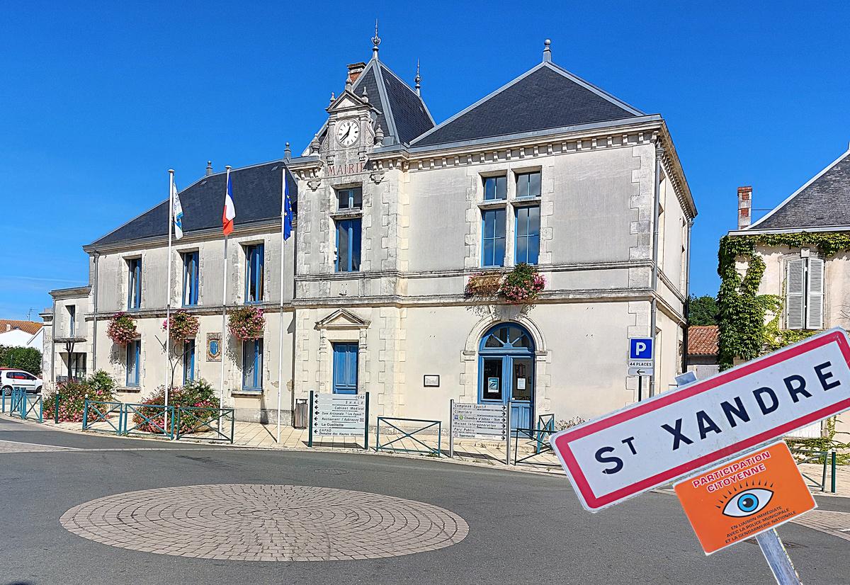 Saint-Xandre (17), la petite commune qui monte, qui monte… - Reflets