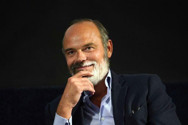 Edouard Philippe lors d'une conférence à Lille le 31 août
