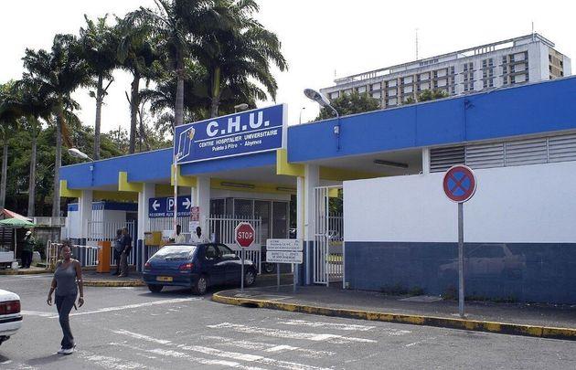 Les hôpitaux guadeloupéens victimes