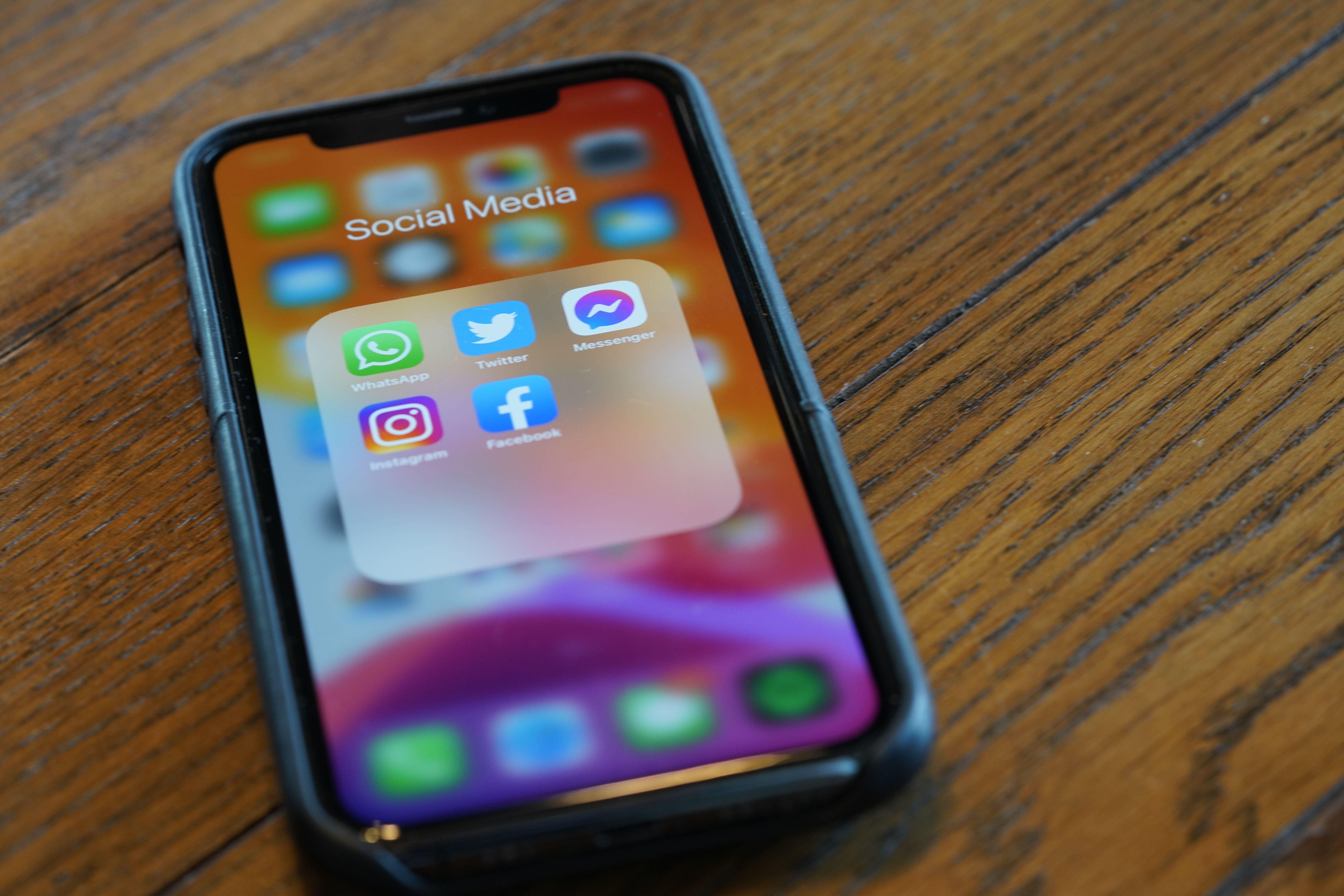 L'accès à Instagram, WhatsApp et Messenger de nouveau perturbé (photo