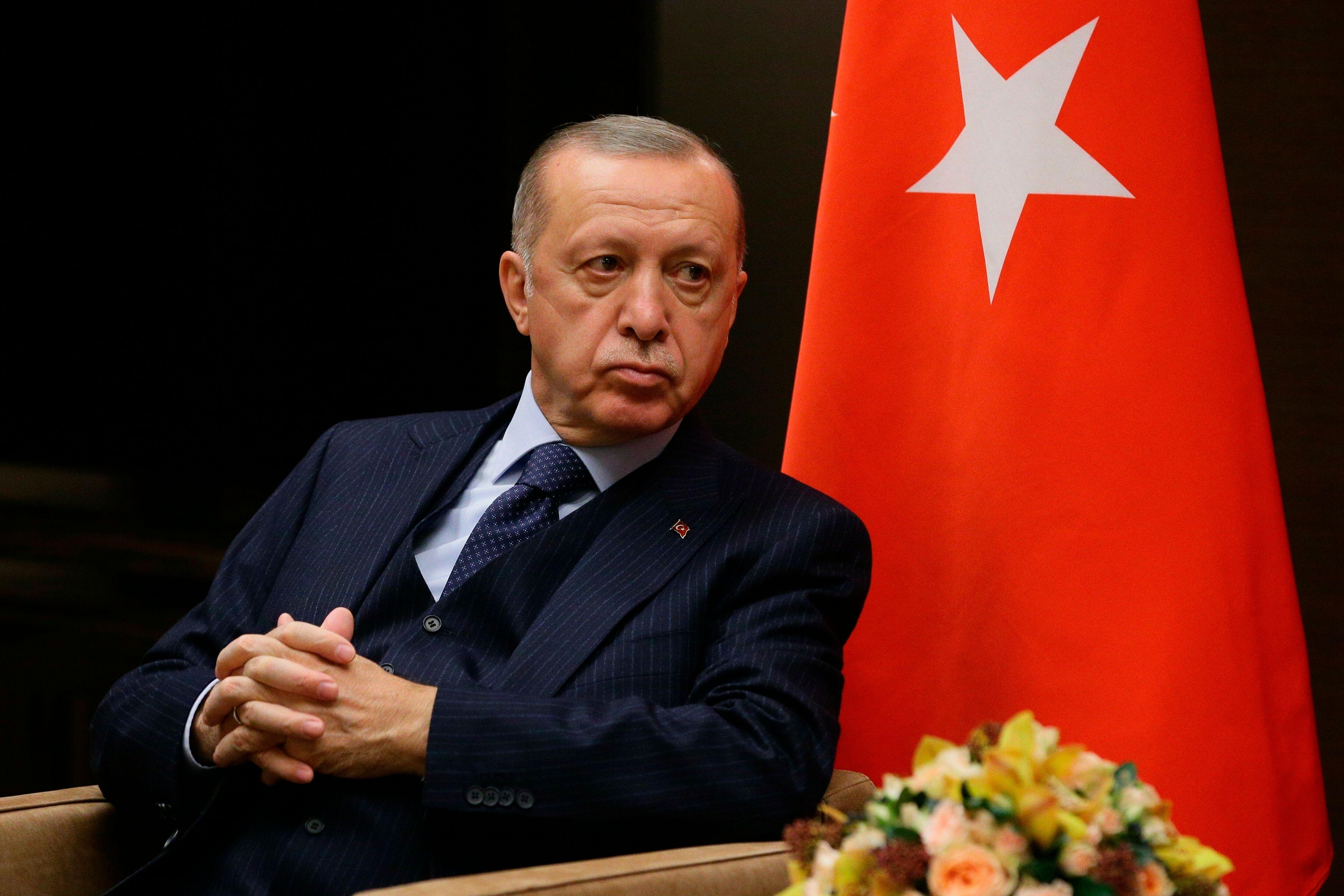 À trois semaines de la COP26, la Turquie ratifie l'Accord de Paris (photo du 29 septembre