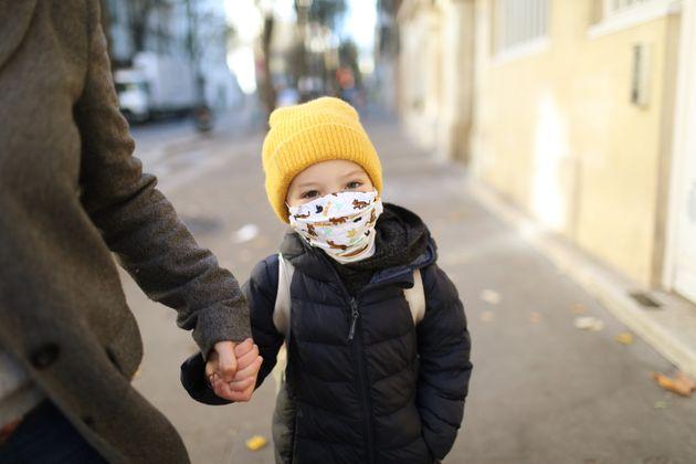 Le masque n'est plus obligatoire à l'école primaire dans 21 nouveaux départements...