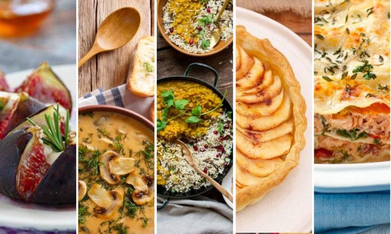 recette de cuisine pour l'automne