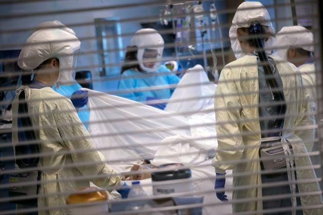 Avec une vaccination qui piétine, les États-Unis dépassent les 700.000 morts du...