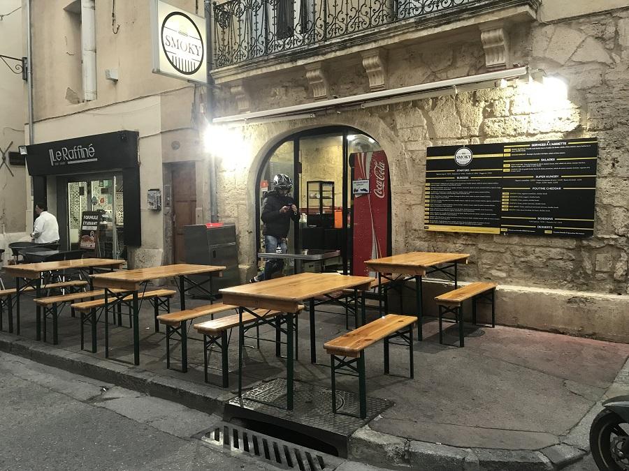 où manger un burger à Montpellier