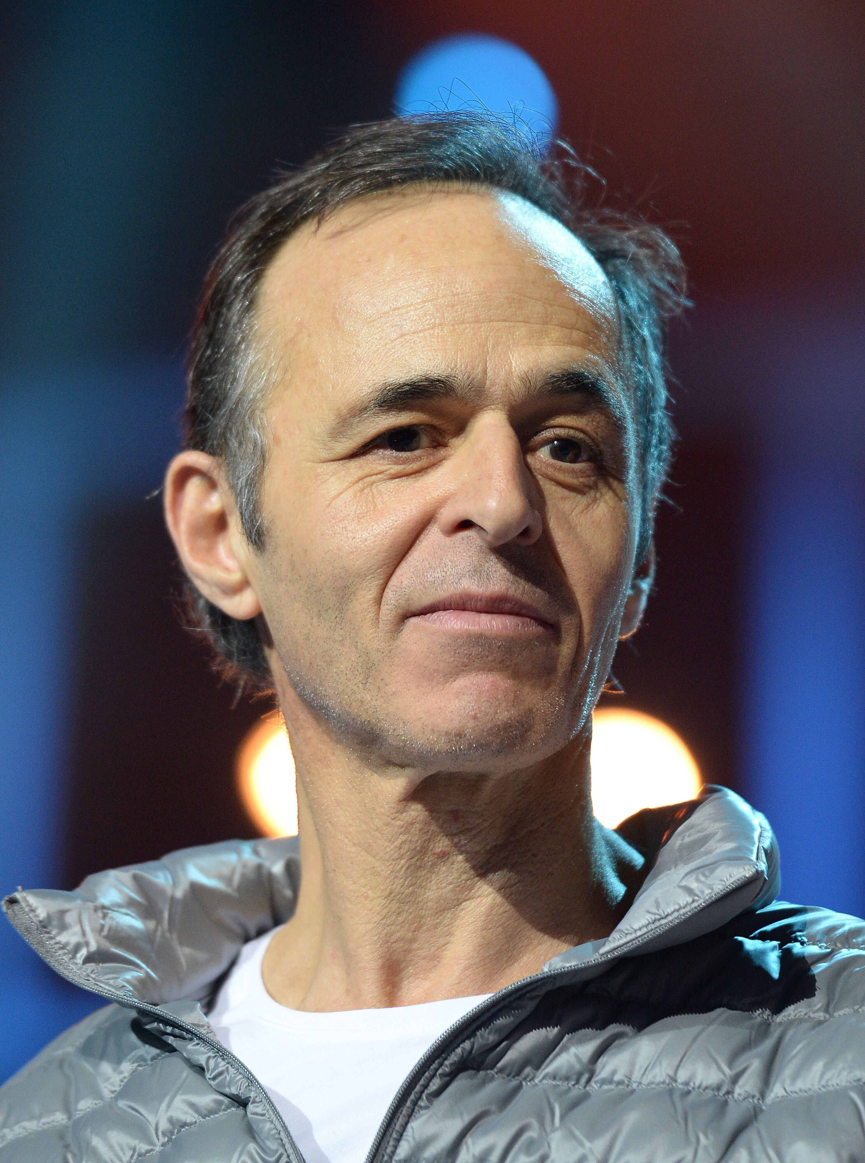 Jean-Jacques Goldman le 15 janvier 2014 à