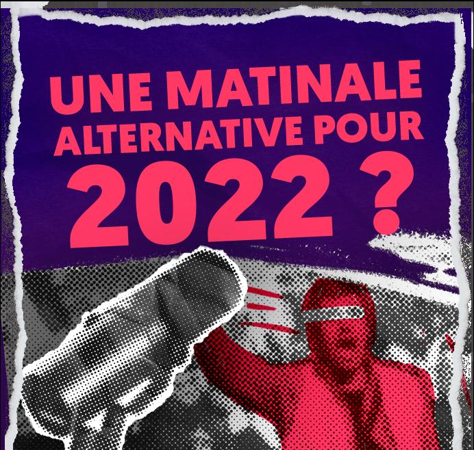 Une matinale alternative pour 2022 ?